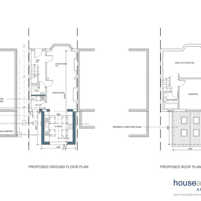 Architectural Design Drawings Nottingham